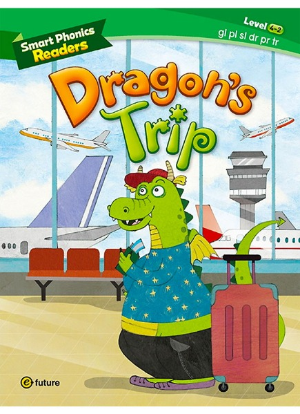 Smart Phonics Readers 4-2 : Dragon's Trip