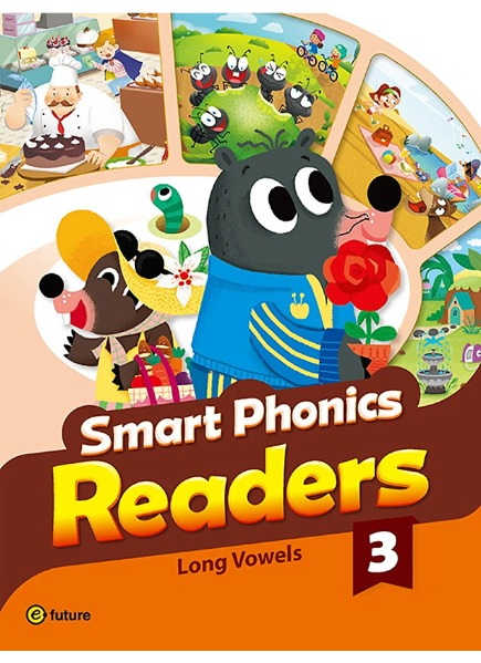 Smart Phonics Readers 3 (Combined Version)