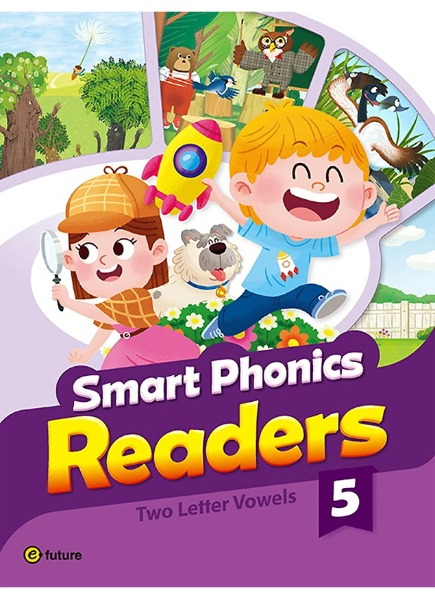 Smart Phonics Readers 5 (Combined Version)