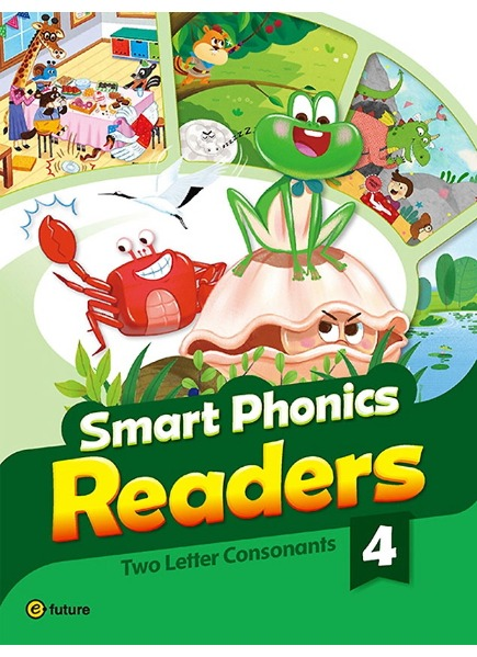 Smart Phonics Readers 4 (Combined Version)