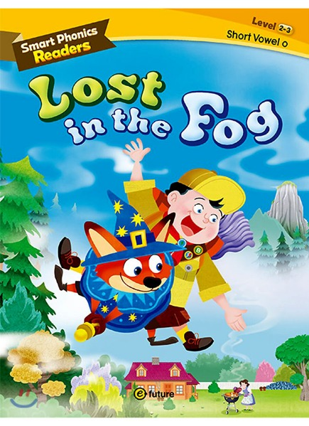 Smart Phonics Readers 2-3 : Lost in the Fog