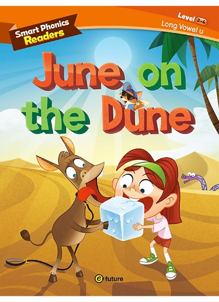 Smart Phonics Readers 3-4 : June on the Dune
