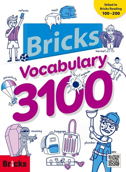 Bricks Vocabulary 3100