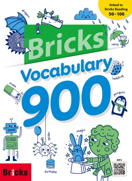 Bricks Vocabulary 900